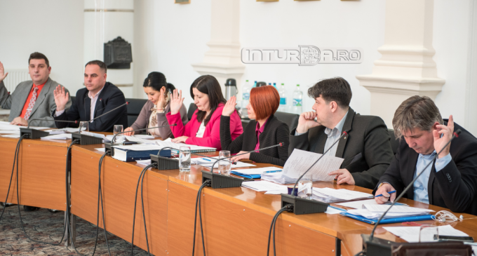 Ordinea de zi a ședinței extraordinare a Consiliului Local al Municipiului Turda