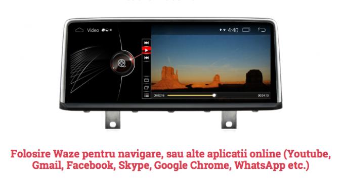 NOU la EdoTec: Navigatii cu Android pentru BMW F10, F20, F30 X1