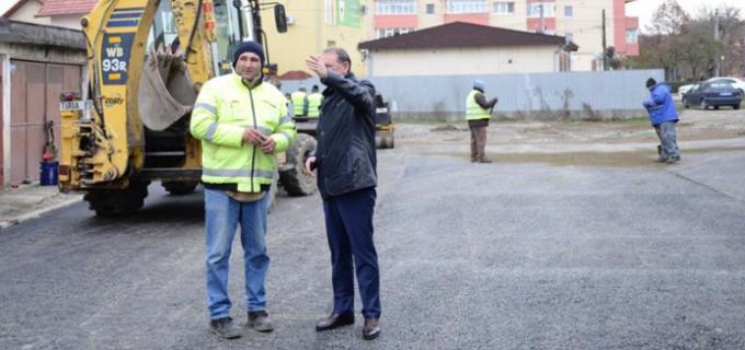 Primarul Municipiului Turda, Matei Cristian, noi demersuri pentru reabilitarea drumurilor din localitate