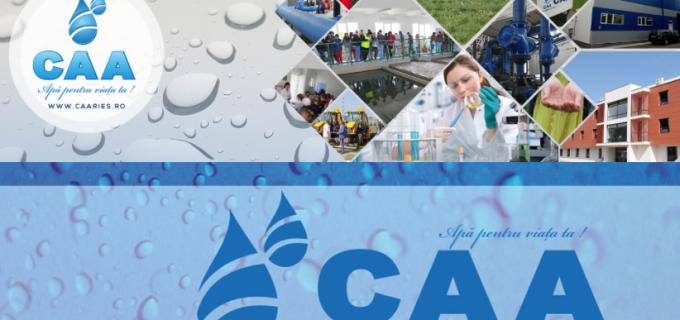 Comunicat CAA: Start proceduri atribuire contracte aferente programului regional de dezvoltare a infrastructurii de apa și apă uzată