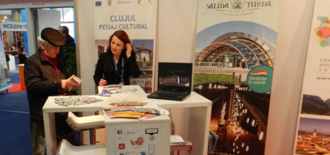 Participare de succes a CNIPT Cluj la Târgul de Turism al României