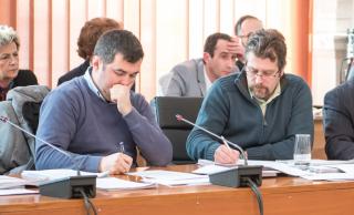 Fostul consilier local al PNL Turda, Ciprian Rigman, a fost ales vicepreședinte USR Cluj