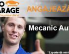 EDO Garage angajează mecanic auto
