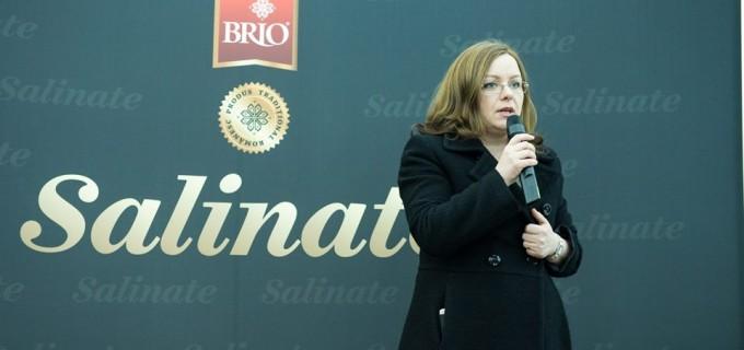 """Maria Simona Baciu, director Salina Turda: """"Prin promovarea produselor Salinate vom aduce un plus valoare Salinei Turda"""""""