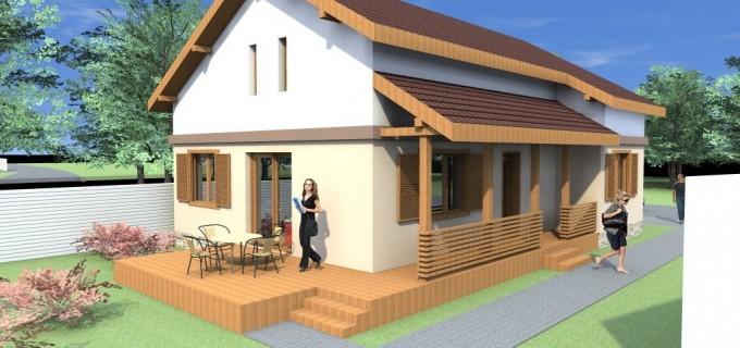 """Programul """"Noua casă"""" a fost publicat astăzi în Monitorul Oficial. 2 plafoane, avans 5% sau 15%."""