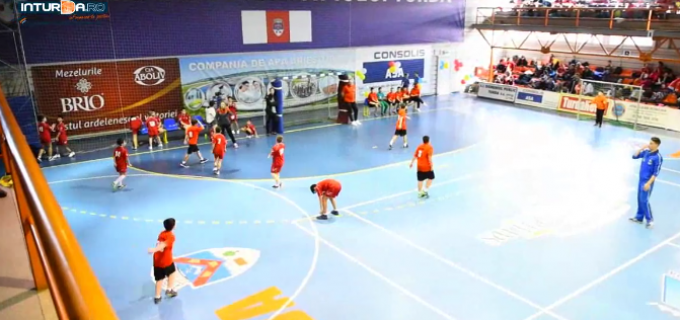 "VIDEO: Memorialul ""Ioan Deteșan"" la Handbal, ediția a V-a"