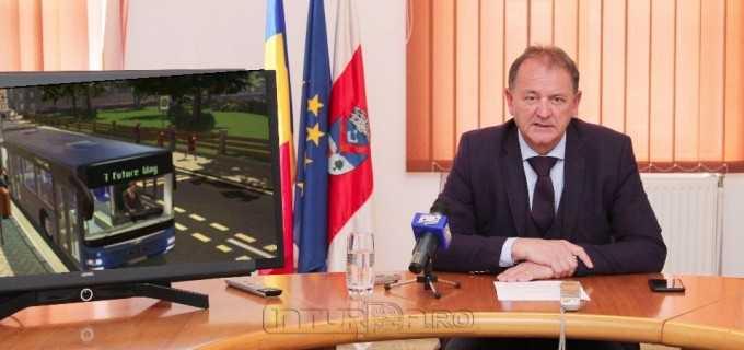 """Matei Cristian: """"Facem pași importanți pentru modernizarea infrastructurii și transportului public!"""""""