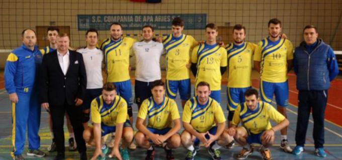 Volei: CSM Câmpia Turzii s-a calificat la turneul semifinal de promovare în prima ligă!