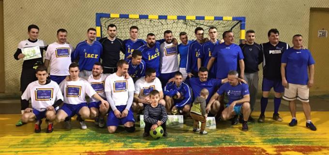"""Turneul de Fotbal """"Uniți pentru Tiberiu"""", un real succes!"""