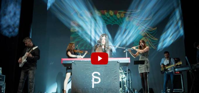 """VIDEO/Foto: Concert Paula Seling la Turda. Pe scena teatrului a răsunat și hit-ul """"La radio"""""""
