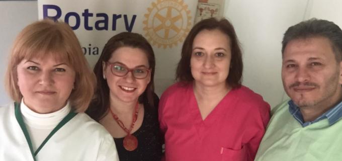 Rotary prețuiește femeia. Peste 70 de doamne au beneficiat de proiectul initiat de Rotary Club Câmpia Turzii