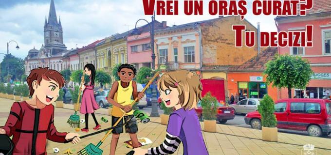 """Primăria Turda continuă campania de curățenie generală. Matei Cristian: """"În perioada următoare ne vom axa pe lista suplimentara transmisă de către cetățeni!"""""""