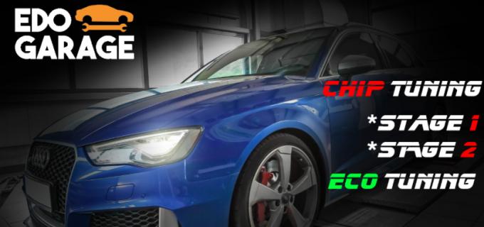 EDO Garage realizeaza CHIP Tuning, prin soft dedicat la fiecare masina!