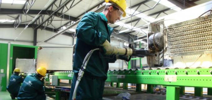 GreenWeee investeşte 3,5 mil. de euro într-o nouă fabrică de reciclare a deşeurilor la Câmpia Turzii
