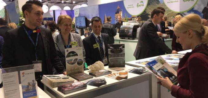 Salina Turda promovata de Ministerul Turismului la Targul International de Turism de la Berlin