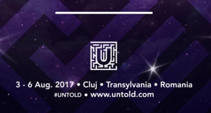 Mai sunt doar 5.000 de abonamente disponibile pentru UNTOLD 2017