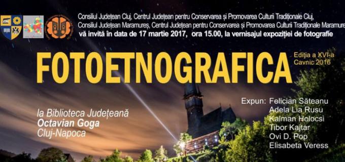 """Vernisajul expoziției """"Fotoetnografica"""", ediția a XVI-a Cavnic"""