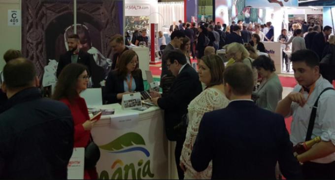 Salina Turda continuă șirul Târgurilor Internaționale de Turism: Moscova – MITT 2017