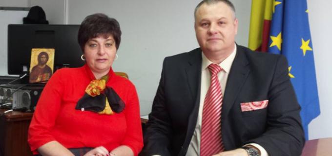 Mircea Irimie a primit astăzi la consultări primul Primar la cabinetul Secretariatului