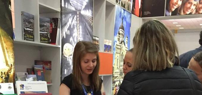 Salina Turda este promovată în această săptămână și la Târgul Internațional de Turism de la PARIS