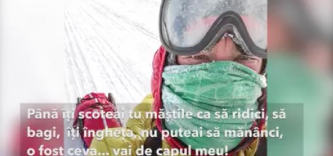 Românul Tibi Ușeriu a câștigat din nou Ultramaratonul Arctic