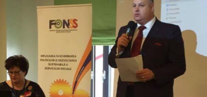 """Secretarul de Stat Mircea Irimie a participat la conferința """"Perspective privind politica socială europeană și politicile de protecție a copiilor și a familiei"""""""