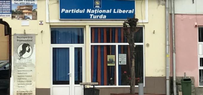 Liberalii turdeni au rămas fără sediul din zona centrală
