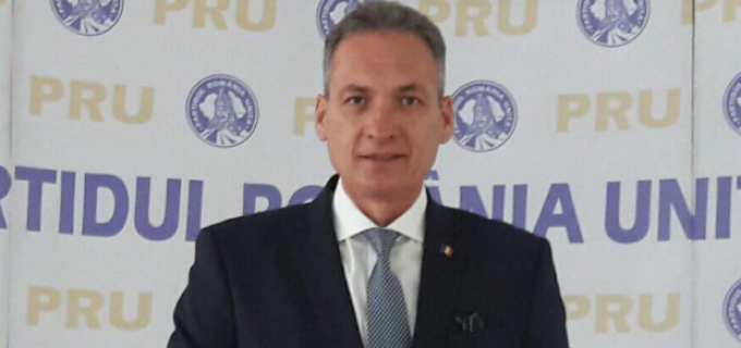 Alexandru Cordoș a fost ales vicepreședinte al PRU