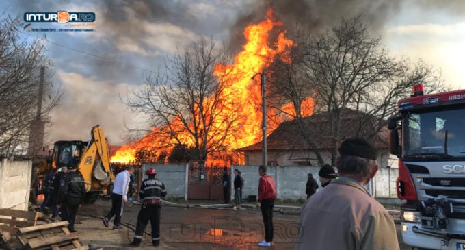 5 incendii în acest weekend în județul Cluj! Echipajele ISU au intervenit în peste 130 de cazuri