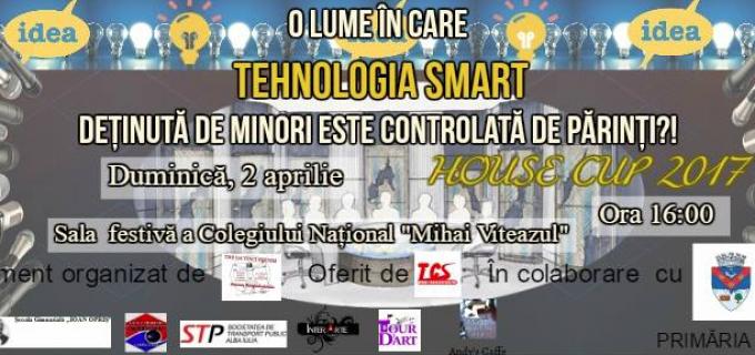 """Finala proiectului """"House Cup"""" va avea loc în data de 2 aprilie"""