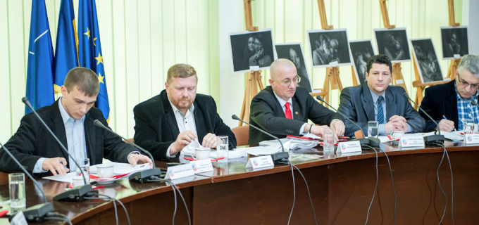 Ședință extraordinară de Consiliu Local la Câmpia Turzii