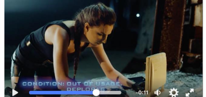 VIDEO INEDIT: Microsoft își promovează noua generație de laptop-uri cu ajutorul SALINEI Turda