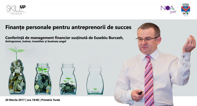 Conferință de Management Financiar organizată de Asociația NOA Events Turda