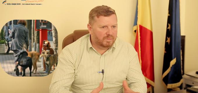 EXCLUSIV: Primăria Câmpia Turzii va avea propriul serviciu de ecarisaj. Vezi aici interviul VIDEO cu Primarul Dorin Lojigan