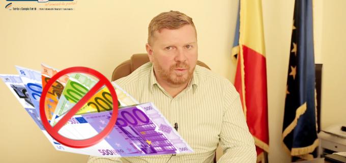 """VIDEO – Primarul municipiului Câmpia Turzii, Dorin Lojigan: """"Am intampinat probleme legate de drepturile de proprietate al imobilelor pentru care am vrut sa accesam fonduri europene"""""""