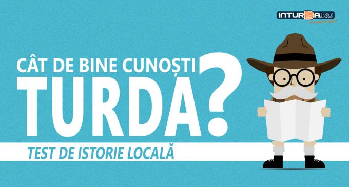 Test de istorie locală. Cât de bine cunoști Turda?