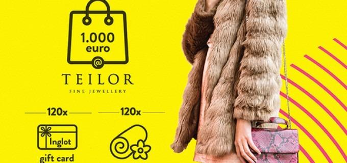 Iulius Mall Cluj le premiază pe femei de ziua lor: bijuterii în valoare de 1000 de euro și sute de alte cadouri de răsfăț