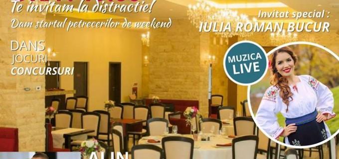 Hotel Salis dă startul petrecerilor interactive de weekend!