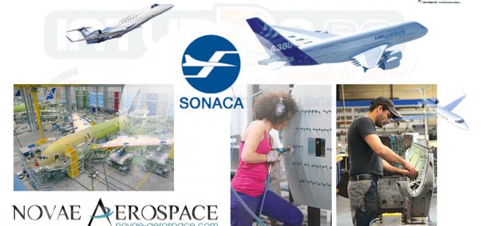 Sonaca Aerospace angajează la Turda 12 montatori de structuri pentru avioane