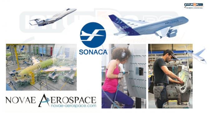 Belgienii de la Sonaca s-au asociat cu Novae Aerospace România și construiesc încă o fabrică de componente aeronautice lângă Turda