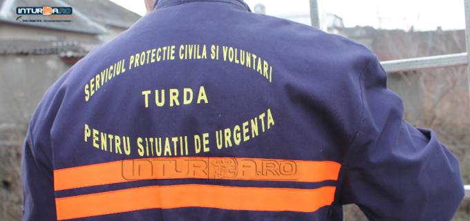 Comunicat S.V.S.U – În atentia locuitorilor municipiului Turda