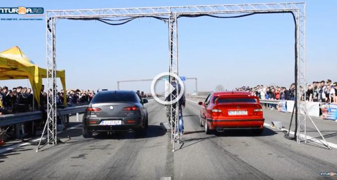 Transilvania Drag Race, curse legale de mașini și motociclete, în 15-16 August 2020