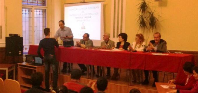 """CNMV Turda: Peste 200 de elevi au participat la Concursul Interjudețean de Matematică și informatică """"Marian Tarină"""""""