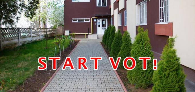 START VOT! Care este cea mai harnică Asociație de Proprietari în acest an?