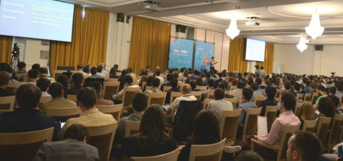 DevTalks Cluj-Napoca susține start-up-urile din România