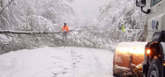 Vezi care este situația drumurilor la nivelul județului Cluj