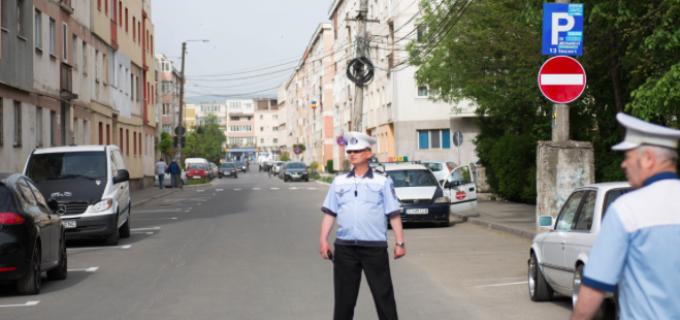 Atenție ȘOFERI! Sensuri unice de circulație pe străzile Lianelor și Macilor