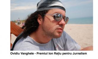 Ovidiu Vanghele – Premiul Ion Rațiu pentru Jurnalism