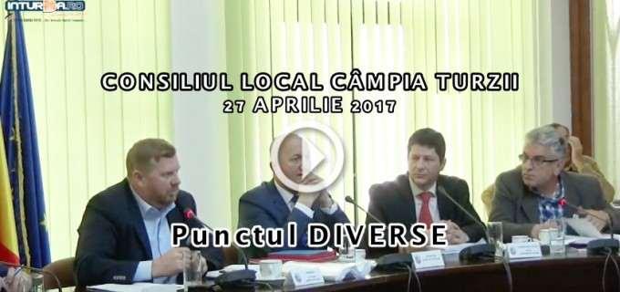 """VIDEO – Un cetățean din Câmpia Turzii în cadrul ședinței de Consiliu Local: """"Am rămas de-a dreptul stupefiat că la Câmpia se exucută ritualuri masonice!"""""""