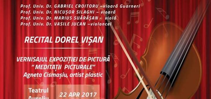 Casa de Cultură Turda organizează un concert cameral cu Cvartetul Transilvan al Filarmonicii Transilvania la Teatrul Aureliu Manea